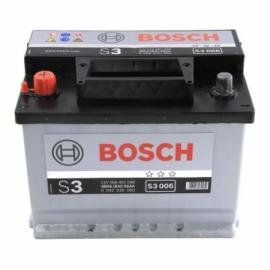 Аккумулятор Bosch S3 006 (556 401 048) 56 Ач ПП